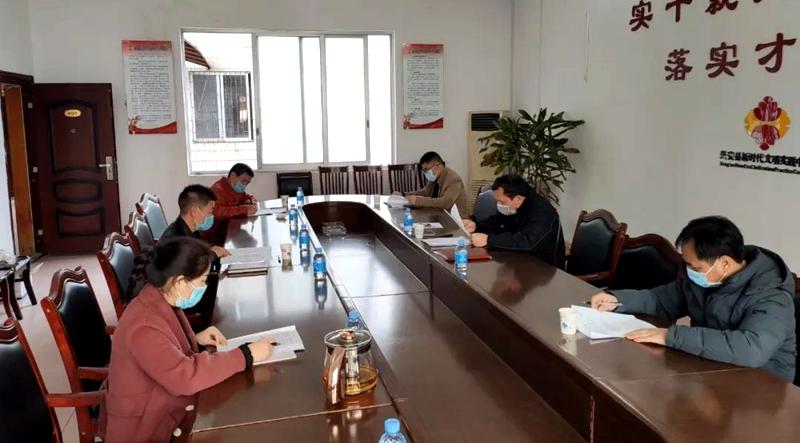 兴安县全面布置疫情防控期间稳定劳动关系工作